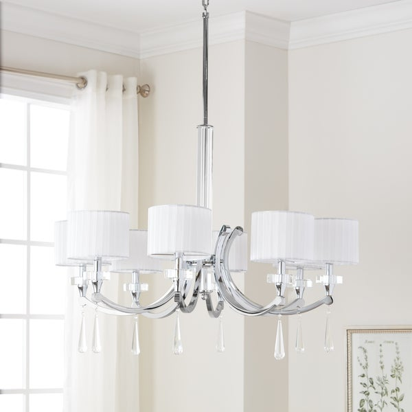 Kichler Lighting Parker Point Collection 8-light Chrome Chandelier