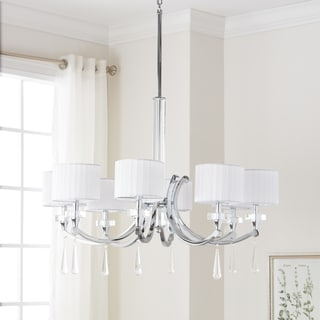 Kichler Lighting Parker Point Collection 8-light Chrome Chandelier