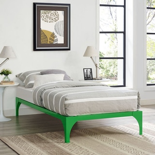 Green Ollie Bed Frame