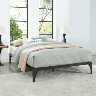 Brown Ollie Bed Frame