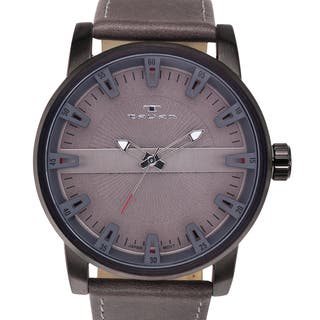 Tavan Haven Men's Watch Leather Strap Three Dimensional Dial|https://ak1.ostkcdn.com/images/products/13680355/P20344677.jpg?impolicy=medium