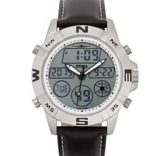 Stuka Sidewinder Ana-Digi Men's Watch|https://ak1.ostkcdn.com/images/products/13680367/P20344949.jpg?impolicy=medium