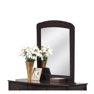 Acme Furniture 'San Marino' Dark Walnut Rubberwood Mirror