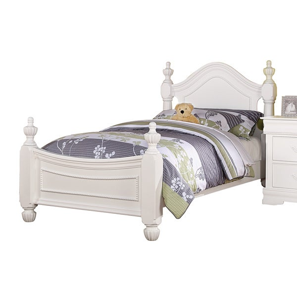 ACME Furniture Classique Bed, White. Opens flyout.