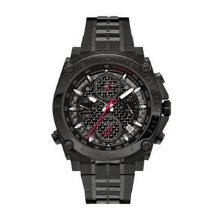 Bulova Men's 'Precisionist' Quartz Stainless Steel Automatic Watch