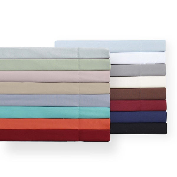 Truly Soft Everyday Solid Sheet Sets