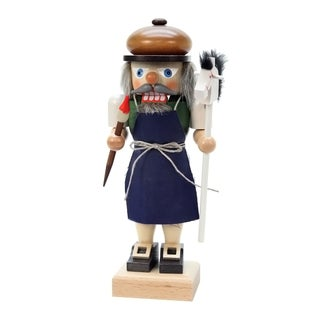 Christian Ulbricht Toymaker Multicolored Wood Nutcracker