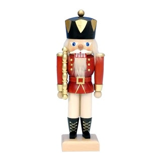 Christian Ulbricht Red Wood King Nutcracker