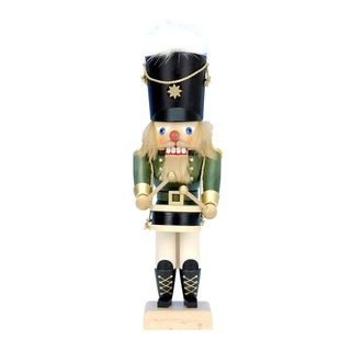 Christian Ulbricht Drummer Mini Nutcracker