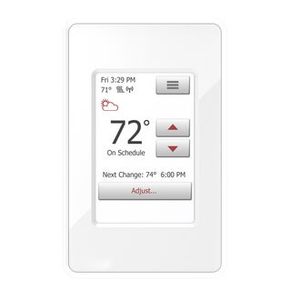 nSpire Touch WiFi and Touch Programmable Thermostat