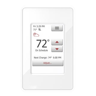 nSpire Touch Programmable Thermostat