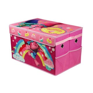 Trolls Mini Collapsible Storage Trunk