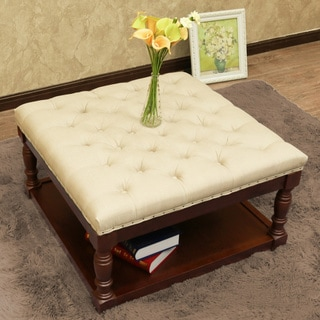 Superb Buy Square Ottomans Storage Ottomans Online At Overstock Ncnpc Chair Design For Home Ncnpcorg