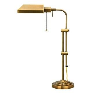 60-watt Adjustable Pole Pharmacy Table Lamp