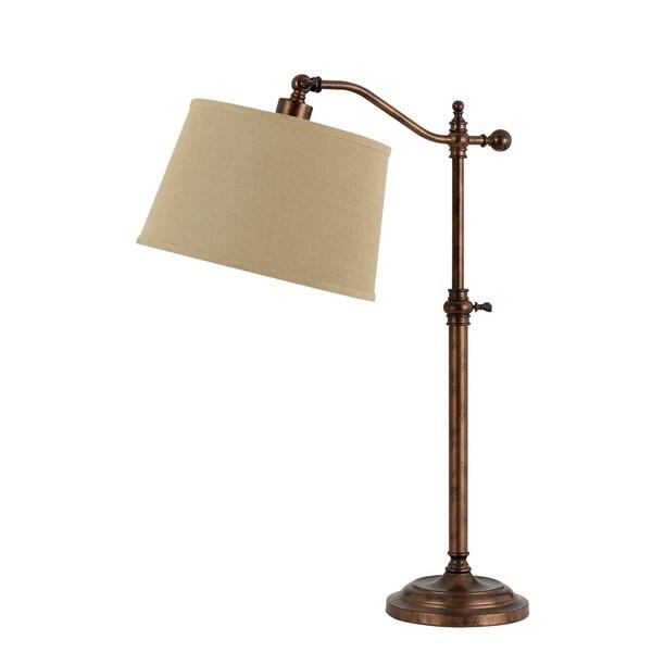 100-watt Wilmington Down-bridge Table Lamp
