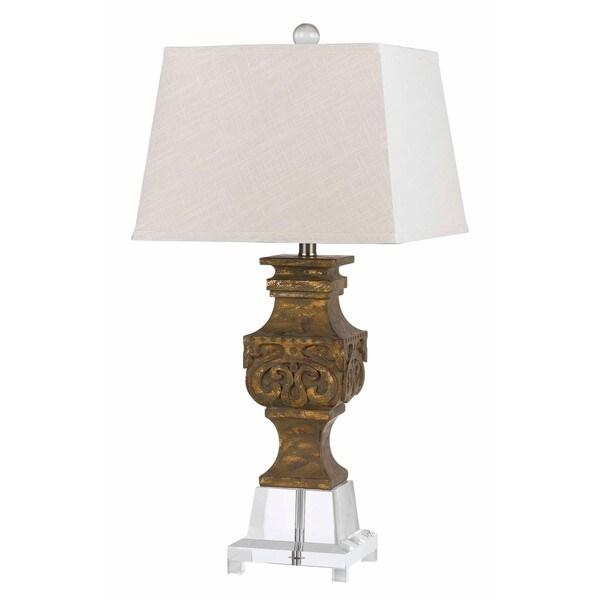 Pierson Resin/Crystal 150-watt Table Lamp