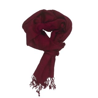 In-Sattva Colors  Elegant Solid Color Scarf Stole