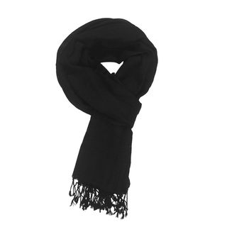 In-Sattva Colors - Elegant Solid Color Scarf Stole