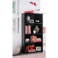 ClosetMaid Premium Black Walnut 4-shelf Adjustable Bookcase