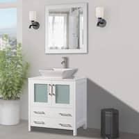 Buy Bathroom Vanities Vanity Cabinets Online At Overstock Our Best Bathroom Furniture Deals