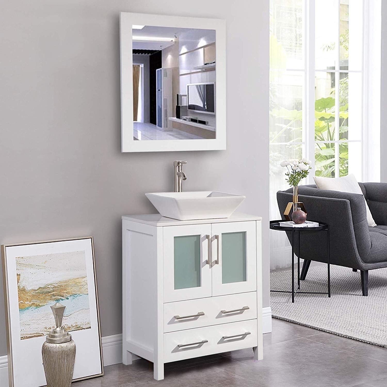 Overstock.com & Buy Bathroom Vanities \u0026 Vanity Cabinets Online at Overstock | Our ...