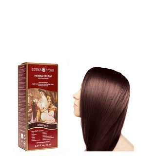 Surya Brasil Henna Cream Chocolate