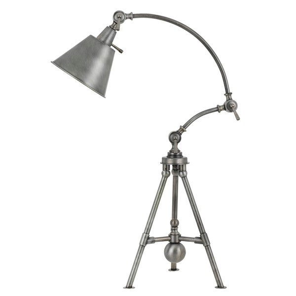 60-watt Merton Metal Adjustable Tripod Desk/ Table Lamp