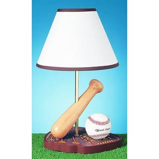 Journee Home 12 Inch Allstar Ceramic Sport Table Lamp