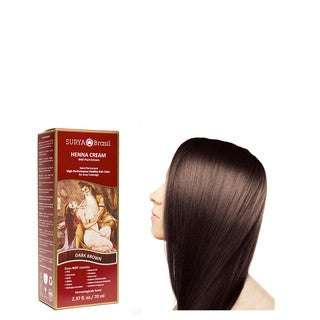 Surya Brasil Henna Cream Dark Brown