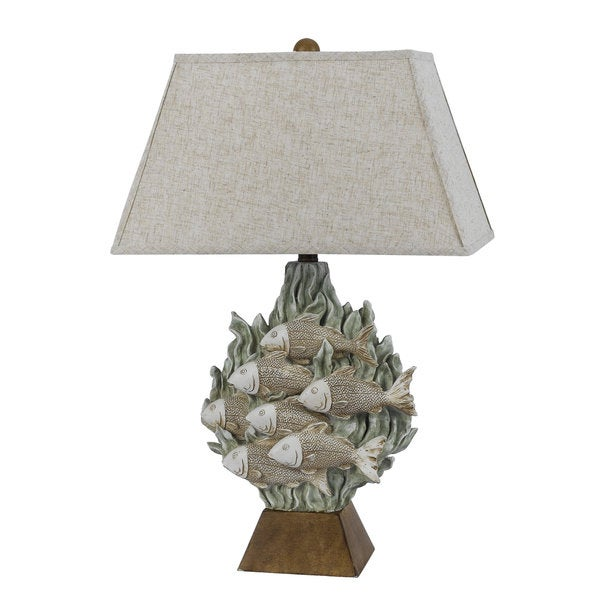 150-watt Tropical Fish Table Lamp