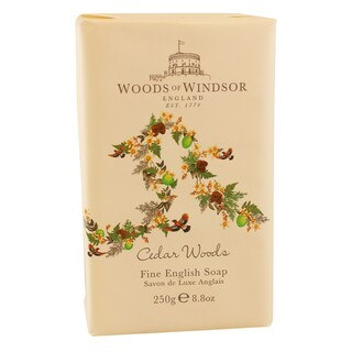 Woods of Windsor Cedar Woods Women's 8.8-ounce Bar Soap