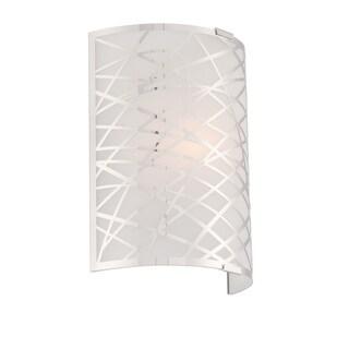 Lite Source 1-Light Edric Wall Sconce