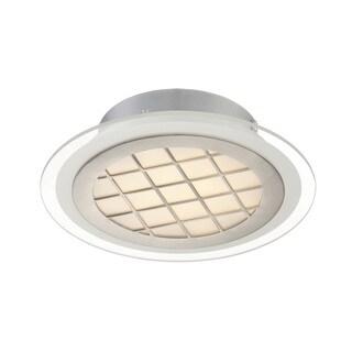 Lite Source 1-Light Lamont Flush Mount