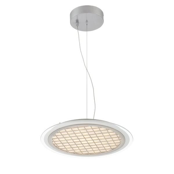 Lite Source 1-Light LED Lamont Pendant Lamp