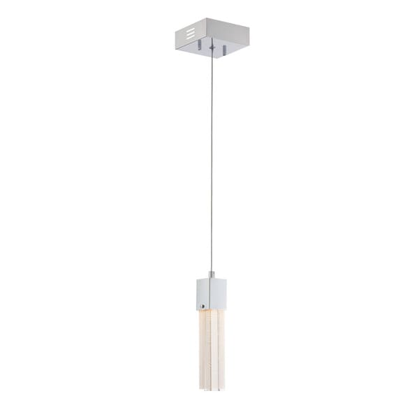 Lite Source 1-Light LED Totie Pendant Lamp