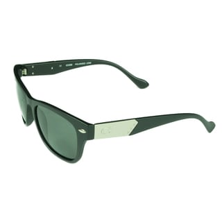 Guess Wayferer Unisex Matte Black with Grey Lenses Sunglasses