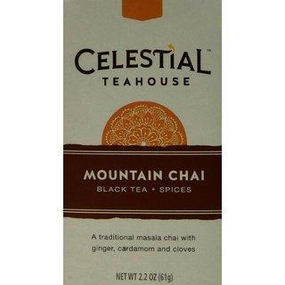 Celestical Seasonings Celestial Teahouse Mountain Chai 20-count Tea Bags