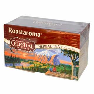 Celestial Seasonings Roastaroma Herbal Tea Bags (Case of 20)