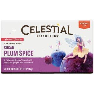 Celestial Seasonings Sugar Plum Spice Herbal Holiday Tea