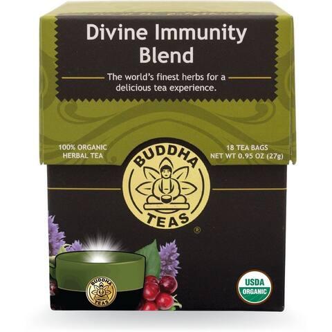 Buddha Teas Divine Immunity Blend Tea