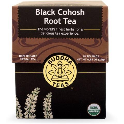 Buddha Teas Black Cohosh Root Tea