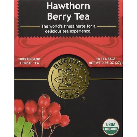 Buddha Teas Hawthorn Berry Tea