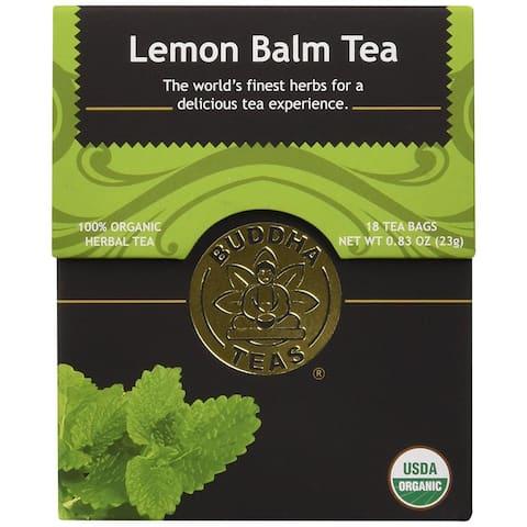 Buddha Teas Lemon Balm Tea