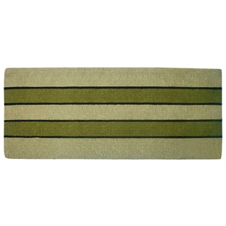 Heavy Duty Pistachio Coir 24 x 57 Door Mat