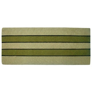 Heavy Duty Pistachio Coir Door Mat - 2' x 5'