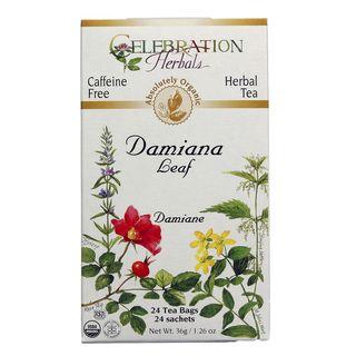 Damiana Leaf Tea Organic