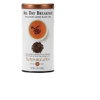 The Republice of Tea All Day Breakfast 3.5-ounce Loose Tea Leaves