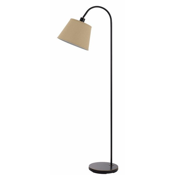 Covington Bronze-tone Metal 60-watt Floor Lamp