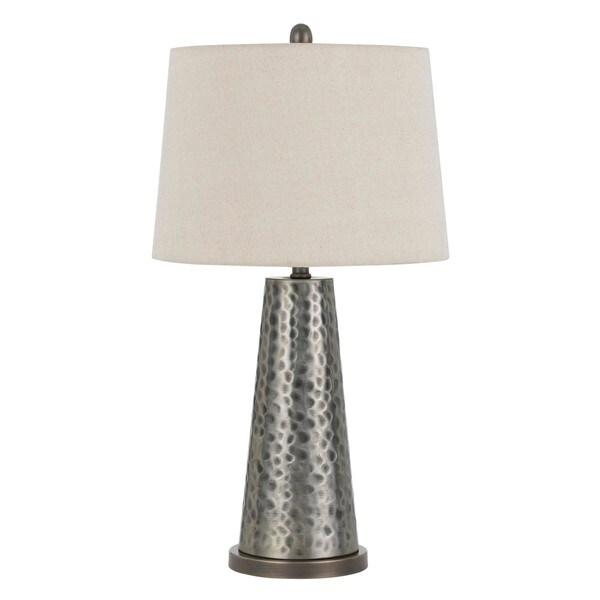 Shop Bradford Pewter Resin 3 Way 150 Watt Table Lamps Set Of 2