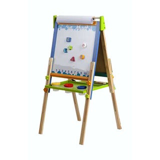 Offex 3-in-1 Preschool Multicolor Art Easel